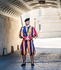 ~Papal Swiss Guard~<br /> Vatican