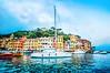 Vibrant Portofino