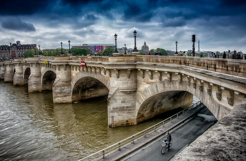 Le Pont Neuf<br /> <br /> Paris, France
