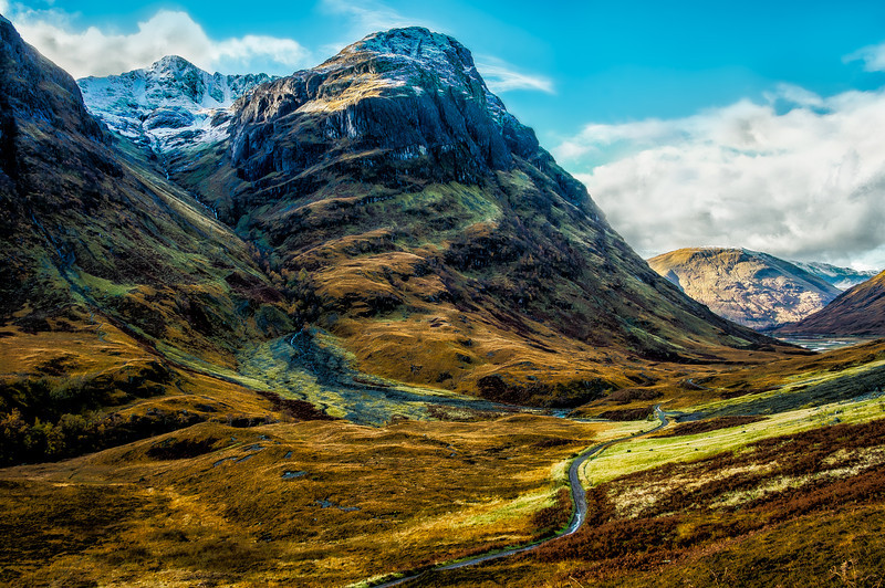 ~Rolling Velvet~<br /> Scottish Highlands