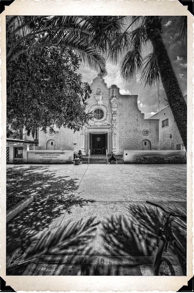 Old Miami Church<br /> South Beach