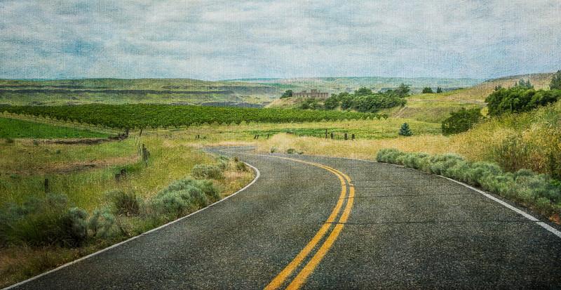 ~Wine-ding Road~
