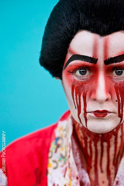 HHN26: The Geishas