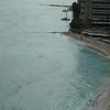 Beach view from condo