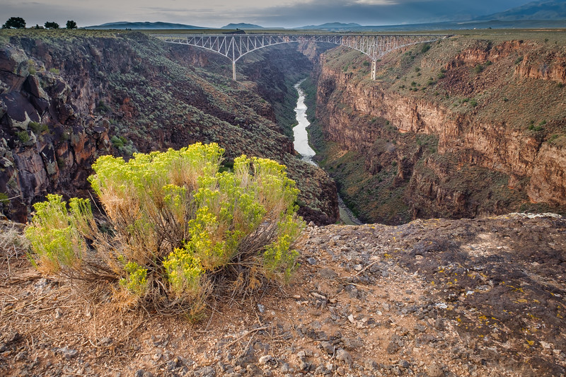 RIO GRANDE RIVER GORGE BRIDGE