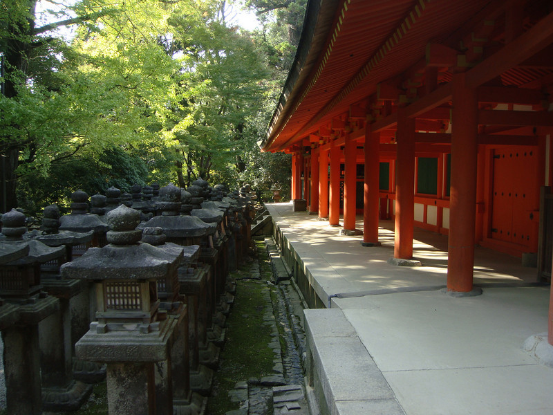 Kasuga Shrine in Nara