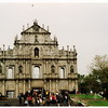 Macau - Ruins of St. Paul's (大三巴牌坊)