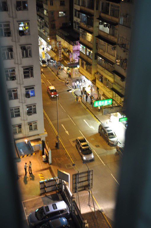 Kitchen Window, Tin Hau