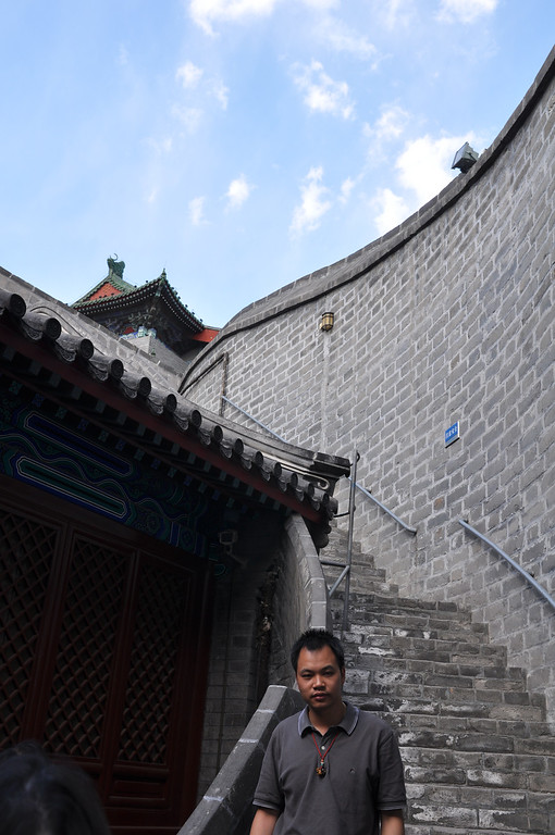 德勝門,北京