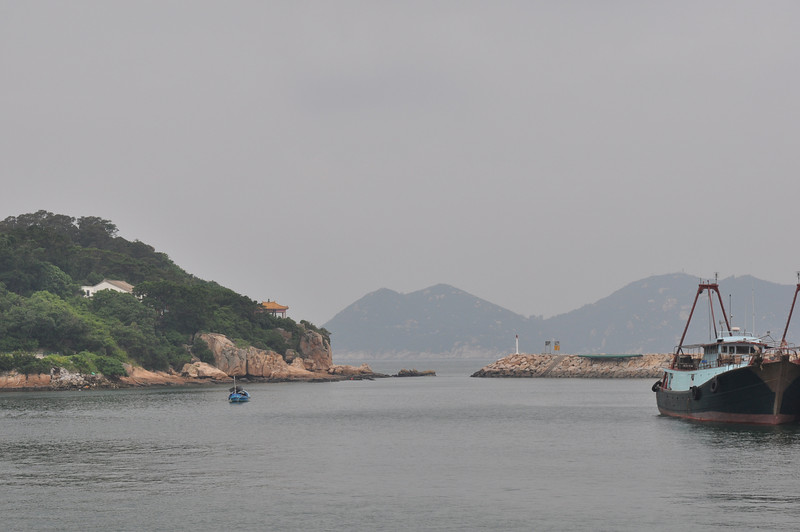 Leaving, Cheung Chau