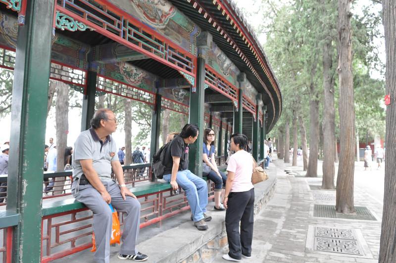 頤和園,北京
