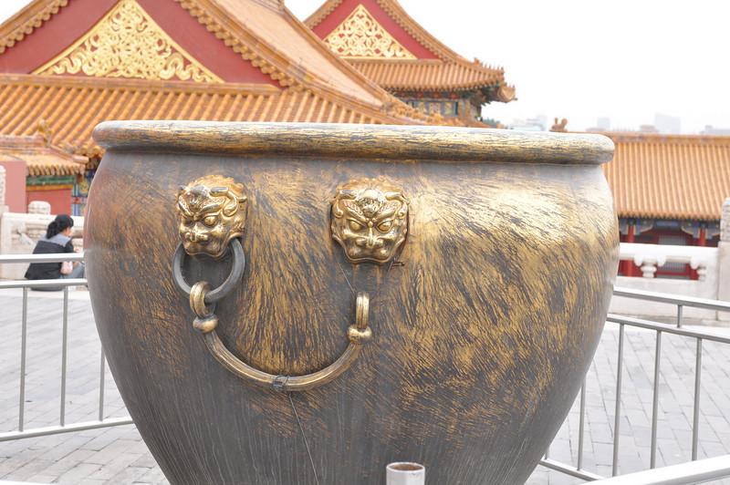 Happy Face,救火銅鋼,故宮,北京
