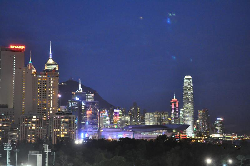 Clear Night at Tin Hau