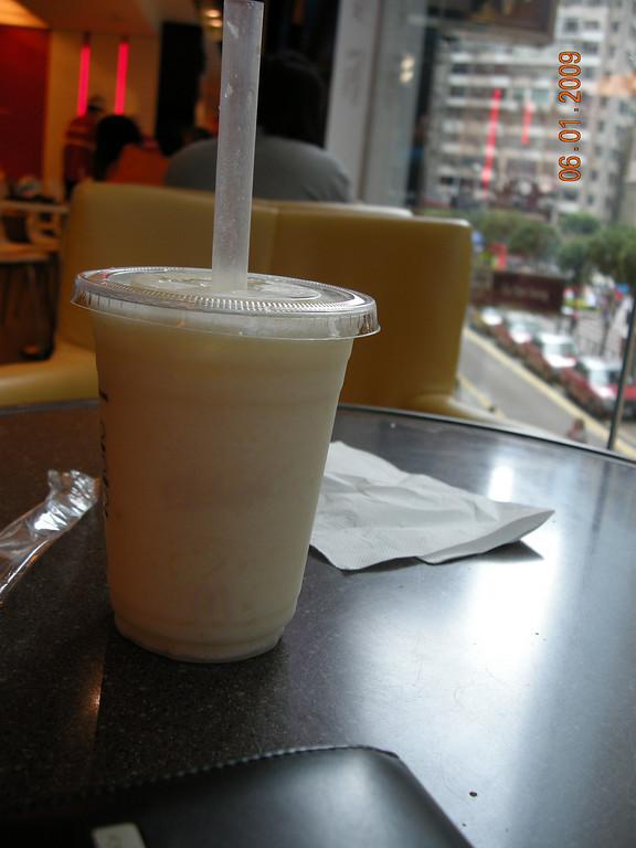 Nata De Coco Drink, McDonalds