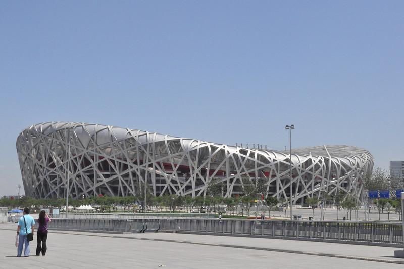鳥巢,北京
