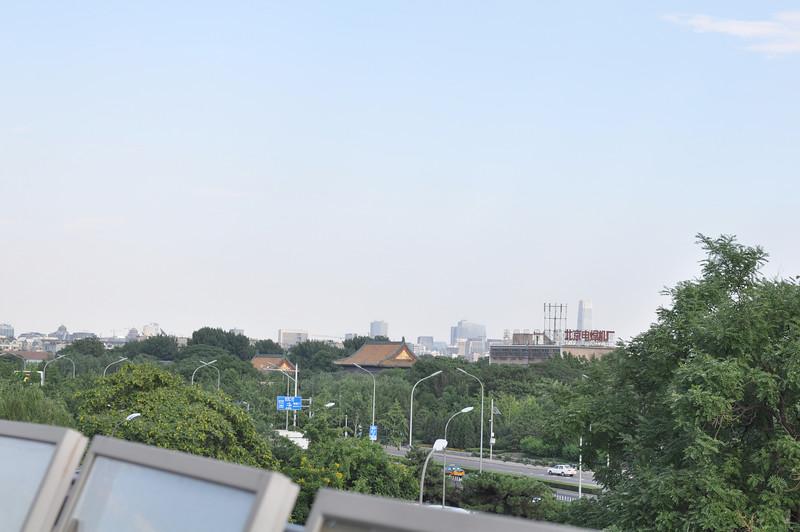 城牆內,德勝門,北京