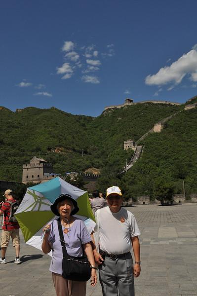 長城,北京