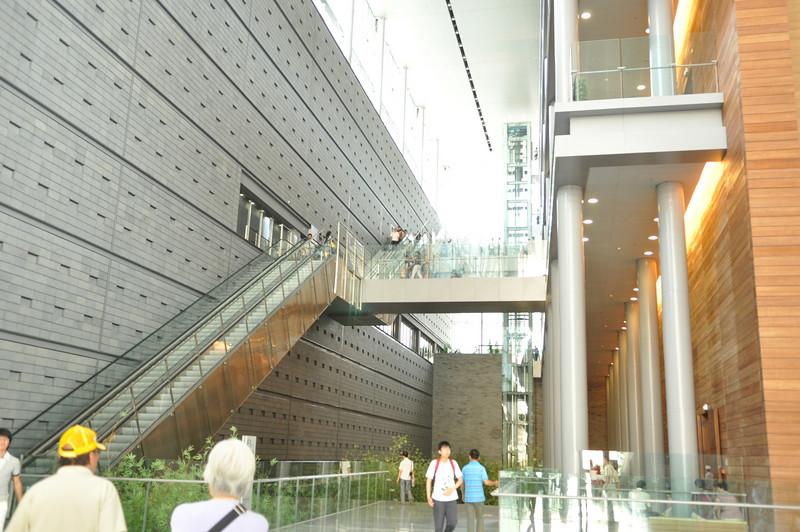 首都博物館,北京