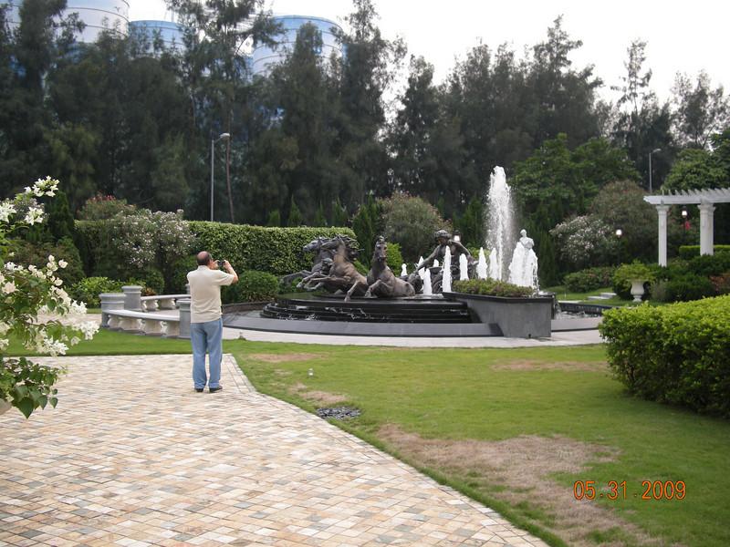 Garden Area, Beverly Hills