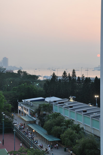 Another sunset at Tin Hau