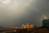 Rainbow over the Malicon Havana, Cuba