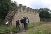 Hadrian's Wall Hiking Trekking Joan Perry