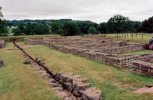 Hadrian's Wall England - Jun 1996