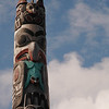 Totem in Skidegate, Haida Gwaii - Nature Stock Image by Professional Nature Photographer Christina Craft