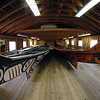 Queen Charlotte Islands haida canoes in Skidegate<br /> <br /> <br /> Travel Stock Photography for the Nature Stock Photography Library by Professional Photographer Christina Craft