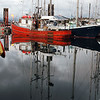 Fishing boat in a harbour - Haida Gwaii (formerly known as the Queen Charlotte Islands) in British Columbia<br /> <br /> <br /> <br /> Travel Stock Photography for the Nature Stock Photography Library by Professional Photographer Christina Craft