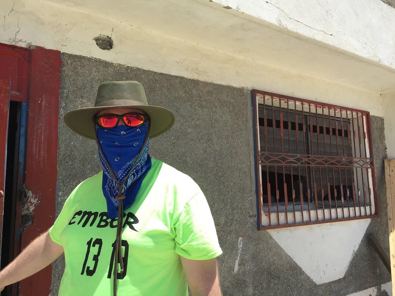 Haitian bandito?