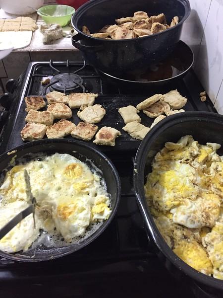 DAY 7<br /> Breakfast Saturday.