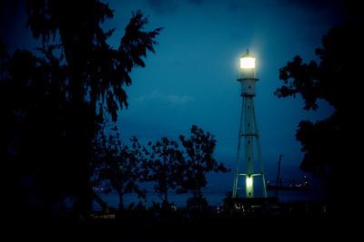 Old lighthouse. Carrefour, Haiti