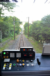 The Hakone Tozan Cable Car (箱根登山ケーブルカー), officially the Cable Line (鋼索線) is a funicular railway, in the town of Hakone, Kanagawa Prefecture, Japan. It is operated by Hakone Tozan Railway. The funicular links Gōra, the upper terminus of the railway line, with Sōunzan 214 metres (702 ft) above. At Sōunzan, connection is made with the Hakone Ropeway, which runs to Tōgendai on Lake Ashi. The line was opened in 1922, and was rebuilt in 1995 and new cars replaced the old cars at the same time.  Hakone (箱根町) is a town in Ashigarashimo District in Kanagawa Prefecture, Japan. Hakone is located in the mountainous far west of the prefecture, on the eastern side of Hakone Pass. Most of the town is within the borders of the volcanically active Fuji-Hakone-Izu National Park, centered around Lake Ashi. Hakone is the location of a noted Shinto shrine, the Hakone Gongen, which is mentioned in Heian period literature. Hakone is noted for its onsen hot spring resorts, which attract both Japanese and international visitors due to its proximity to the greater Tokyo metropolis and to Mount Fuji. Hakone is a very popular tourist destination and best accessed from Odawara.