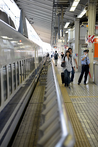 The bullet train Shinkasen gets you to Odawara Station from Tokyo on the JR Tokaido/Sanyo Shinkansen.  Hakone (箱根町) is a town in Ashigarashimo District in Kanagawa Prefecture, Japan. Hakone is located in the mountainous far west of the prefecture, on the eastern side of Hakone Pass. Most of the town is within the borders of the volcanically active Fuji-Hakone-Izu National Park, centered around Lake Ashi. Hakone is the location of a noted Shinto shrine, the Hakone Gongen, which is mentioned in Heian period literature. Hakone is noted for its onsen hot spring resorts, which attract both Japanese and international visitors due to its proximity to the greater Tokyo metropolis and to Mount Fuji. Hakone is a very popular tourist destination and best accessed from Odawara.