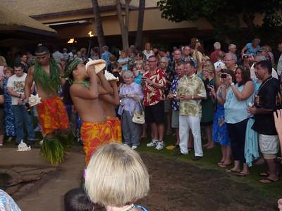 Hale Koa & Luau 10-13-11