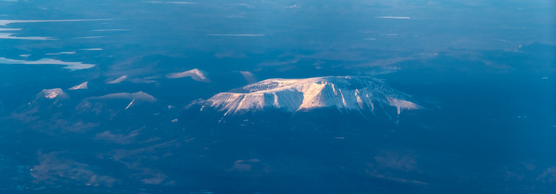 Mount Kathadin,  Maine ( to be confirmed)
