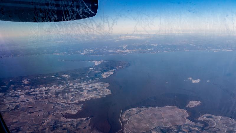 Bay of Fundy, Scots Bay and Minas Basin