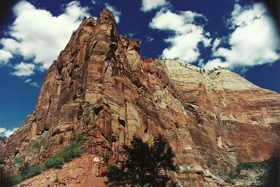 Mt Zion N.P. - Utah