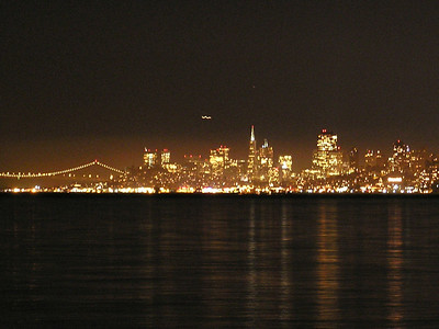 San Fransisco at Night