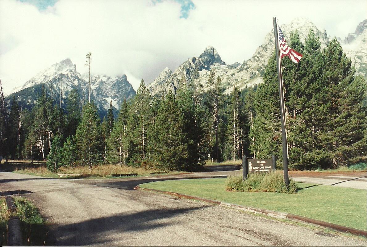Jenny Lake  - Teton National Park, WY