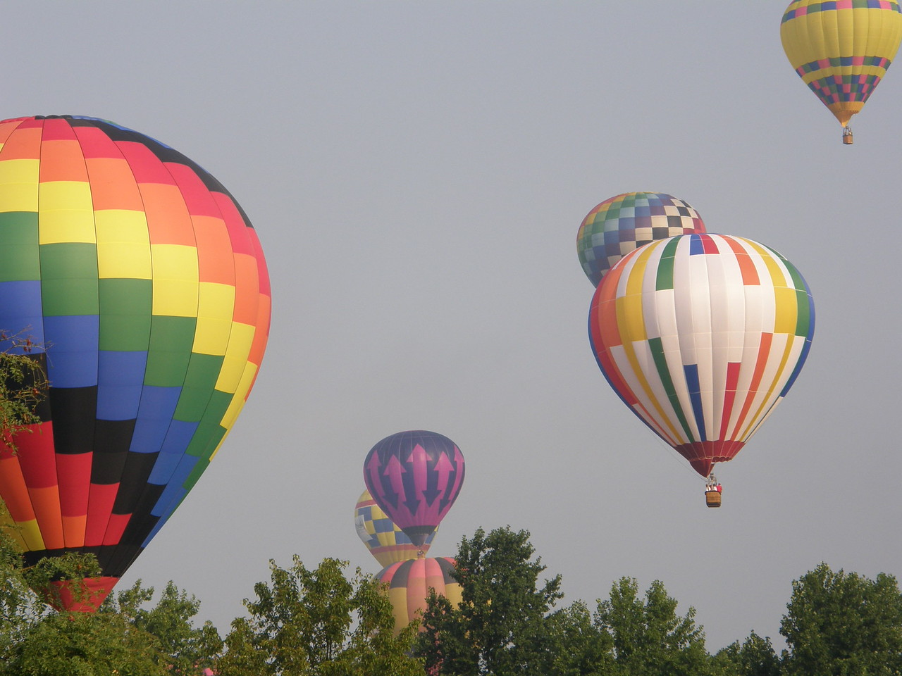 Readington NJ Ballon Fest