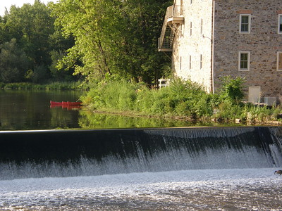 Mill in Clinton, NJ