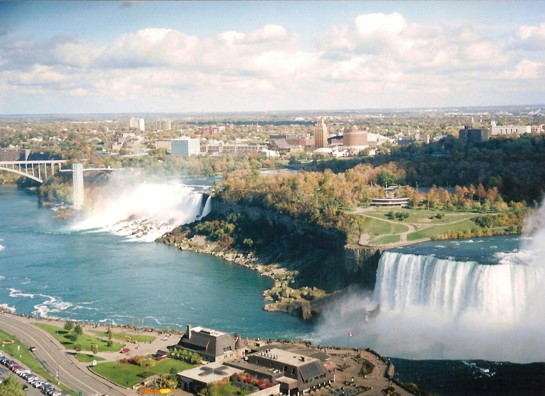 Niagara Falls, from Canada