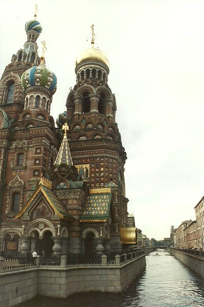 The Church of Our Spilled Blood