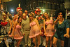 Crazy Group of Party Goers - Halloween in New Orleans - Photo by Pat Bonish