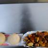 2011-03-08. Currywurst: Jumbo. Hamburg [DEU]