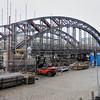 2011-03-10  renovering av Kehrwiederbrücke. Hamburg [DEU]