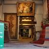 2011-03-10. skyltning hos en av orientmatte/-importörerna/-exportörerna/-försäljarna i Speicherstadt. Hamburg [DEU]