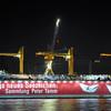 2011-03-07. skepps- och varvskranar. Hamburg [DEU]